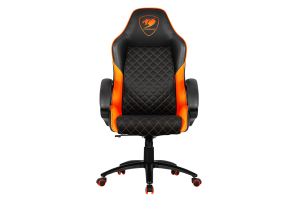 COUGAR FUSION Black-Orange