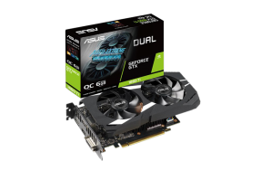 ASUS GeForce GTX1660Ti 6G Up to 1800MHz OC Dual Fan