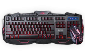 Marvo KM400L Gaming Keyboard + Mouse